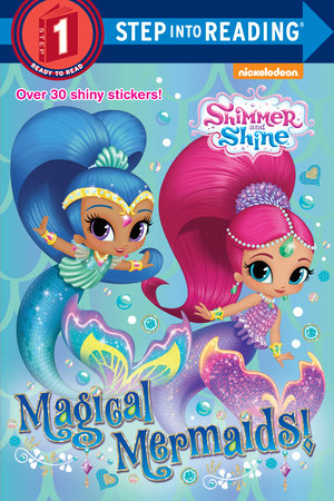 how to draw shimmer and shine step by step easy