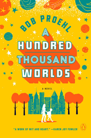 A Hundred Thousand Worlds book cover