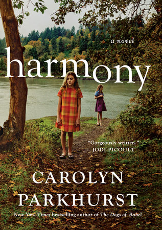 Harmony book cover