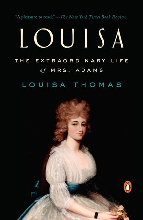 Louisa book cover