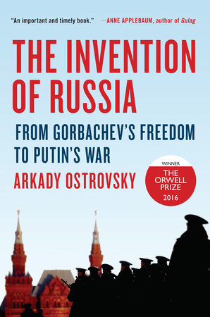 Cover art for The Invention of Russia
