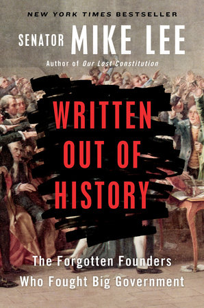 Written Out of History book cover