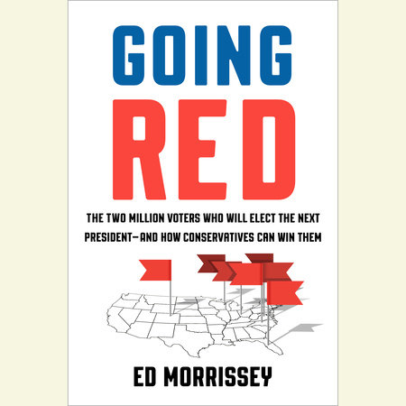Going Red book cover