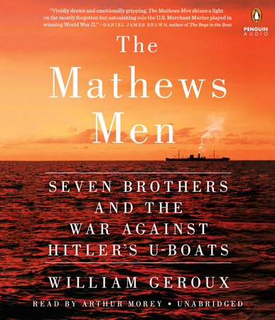 The Mathews Men book cover