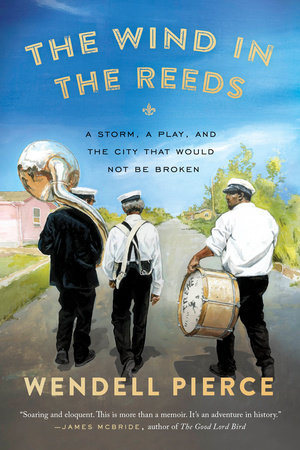 The Wind in the Reeds book cover