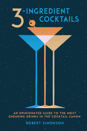 3-Ingredient Cocktails book cover