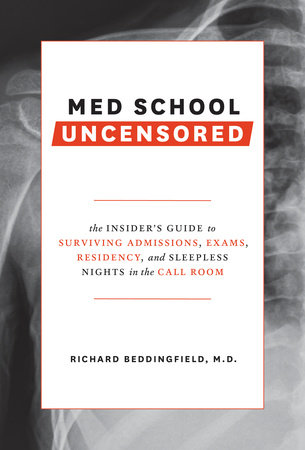 Med School Uncensored book cover