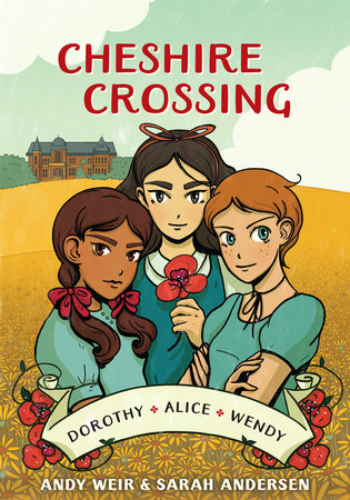 Cheshire Crossing (Graphic Novel) book cover