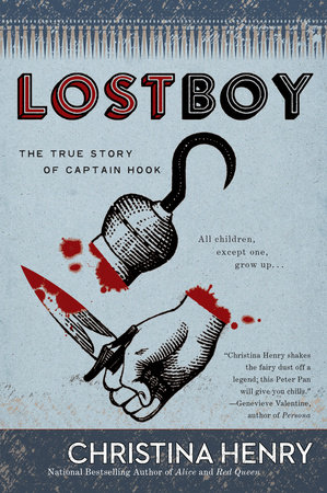 Lost Boy book cover