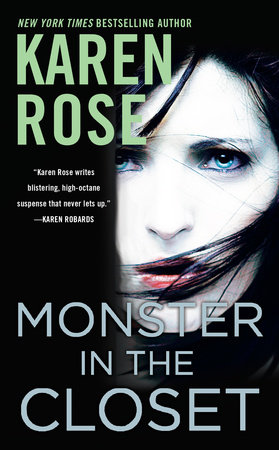 Cover of Monster in the Closet