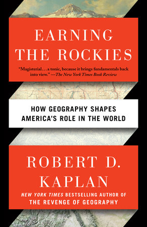 Cover of Earning the Rockies