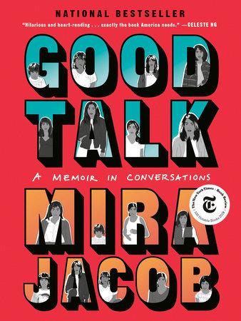 Good Talk book cover