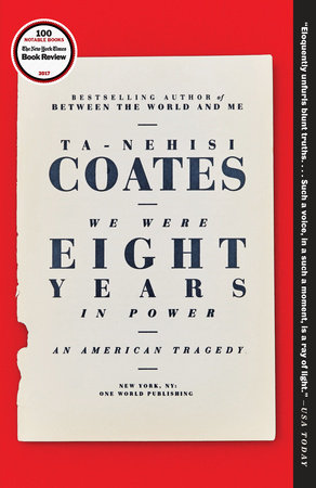 We Were Eight Years in Power book cover
