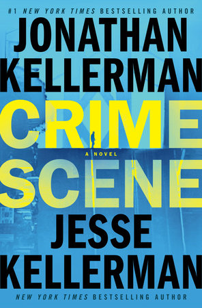 Crime Scene, by Jonathan Kellerman