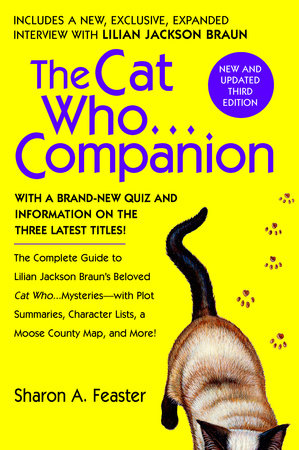 The Cat Who...Companion