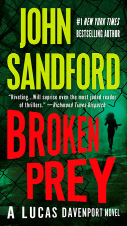 Broken Prey