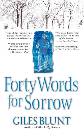 Forty Words for Sorrow