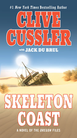 Skeleton Coast book cover