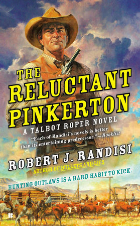 The Reluctant Pinkerton