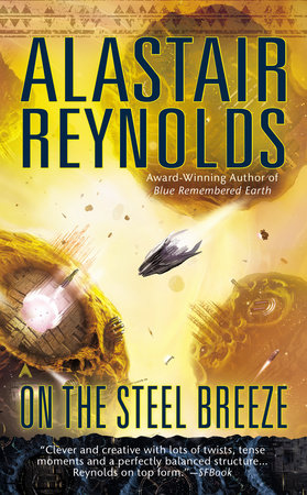 On the Steel Breeze book cover