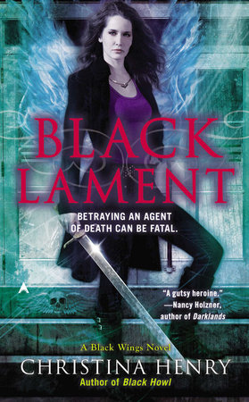 Black Lament book cover
