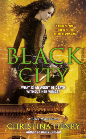 Black City book cover