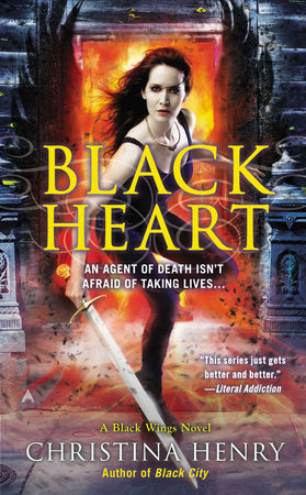 Black Heart book cover