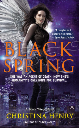 Black Spring book cover