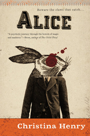 Alice book cover