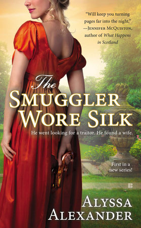 The Smuggler Wore Silk