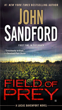 Field of Prey book cover