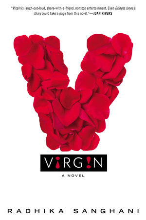 Virgin: a Novel (Flowers cover) book cover