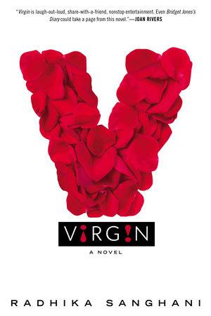 Virgin: a Novel (Flowers cover)