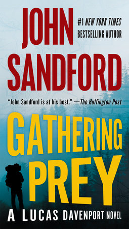 Gathering Prey book cover
