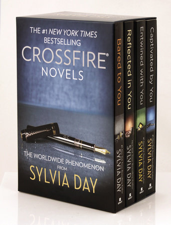 Sylvia Day Crossfire Series 4-Volume Boxed Set