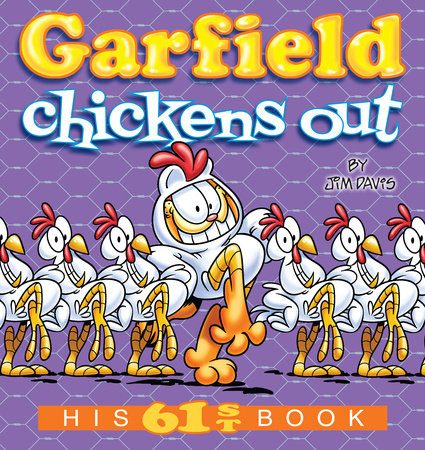 Garfield Chickens Out