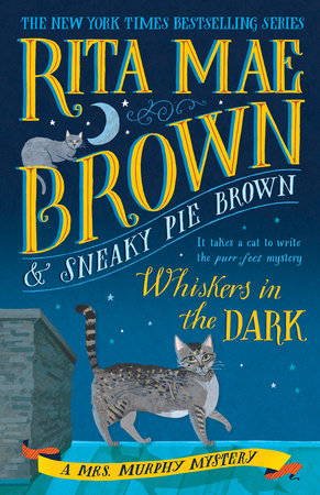 Whiskers in the Dark book cover