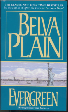 Evergreen by Belva Plain