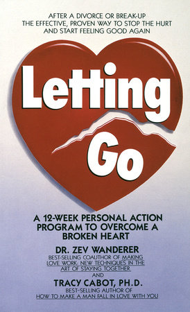 Letting Go by Zev Wanderer and Tracy Cabot