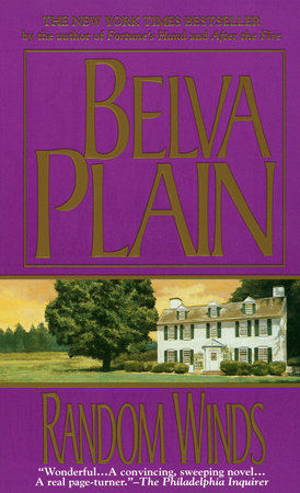 Random Winds by Belva Plain