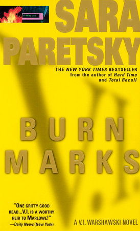Burn Marks by