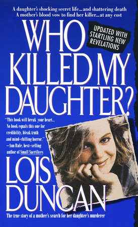 Who Killed My Daughter? by