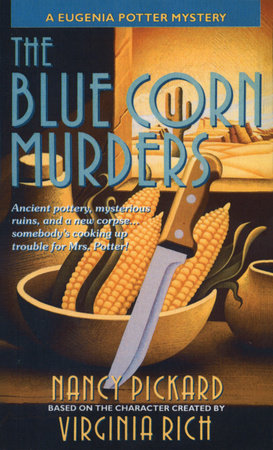 The Blue Corn Murders by
