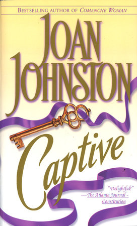 Captive by Joan Johnston