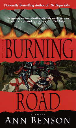 The Burning Road by Ann Benson
