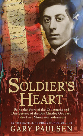 Soldier's Heart by Gary Paulsen
