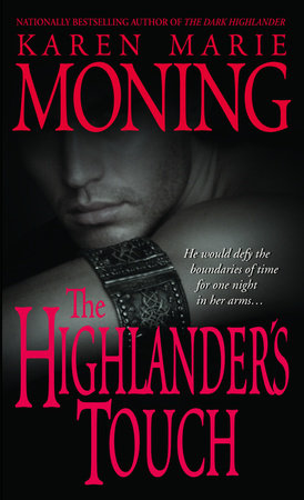 The Highlander's Touch by