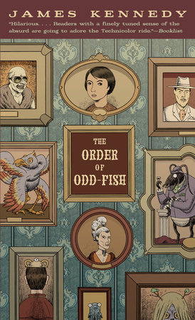 The Order of Odd-Fish by James Kennedy