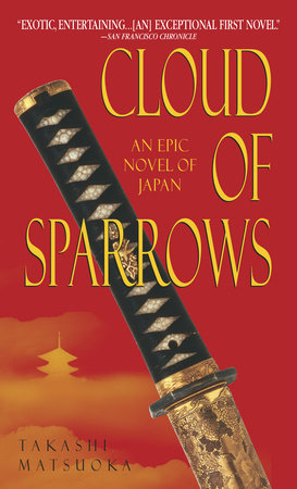 Cloud of Sparrows by Takashi Matsuoka