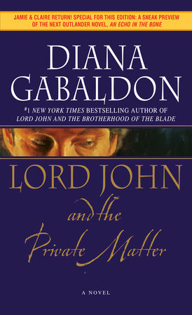 Lord John and the Private Matter by